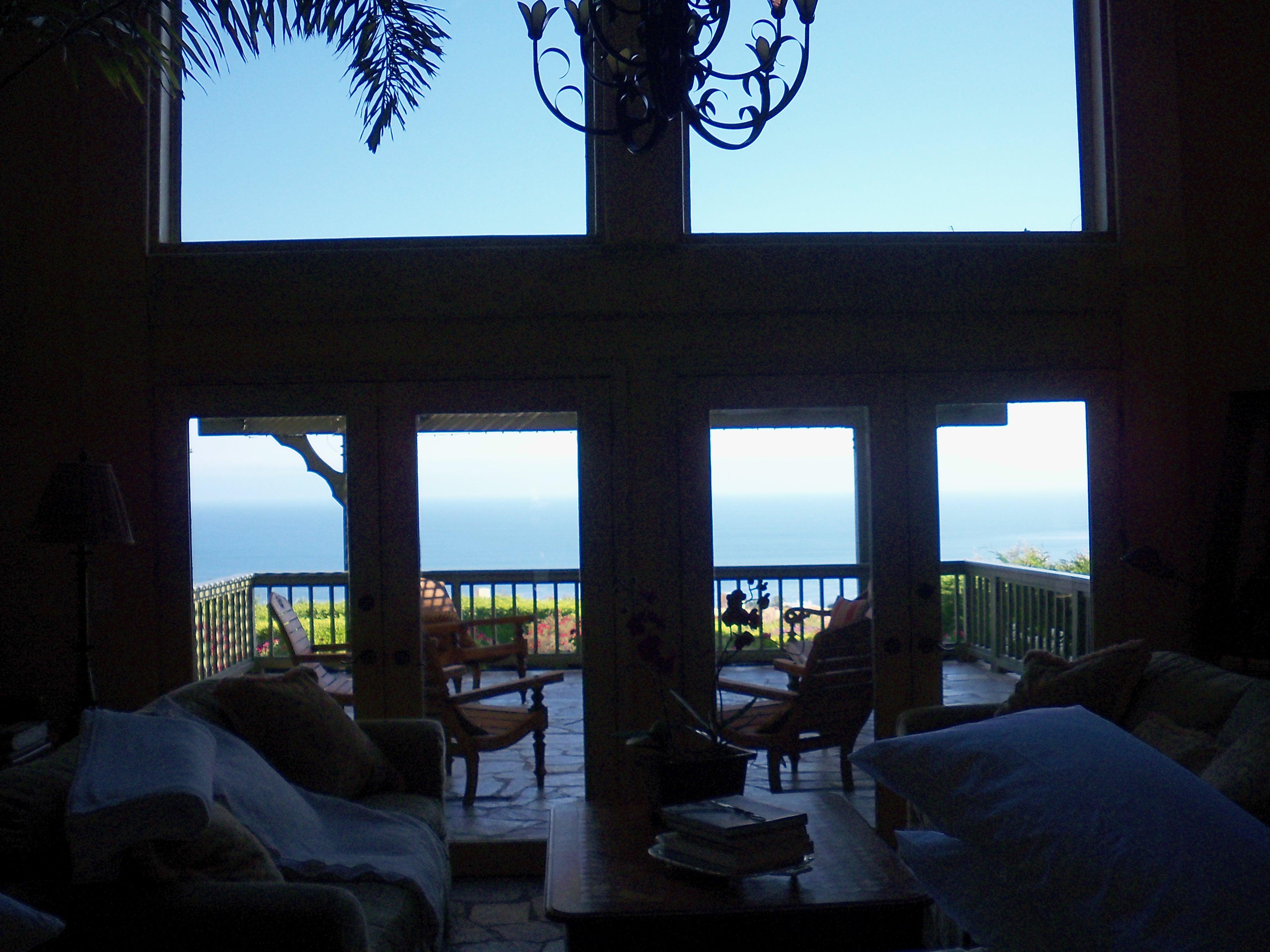 Invisible Screen Doors in Malibu