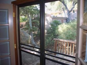 Swinging Screen Doors Malibu