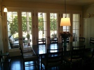 Wood Screen Doors in Brentwood