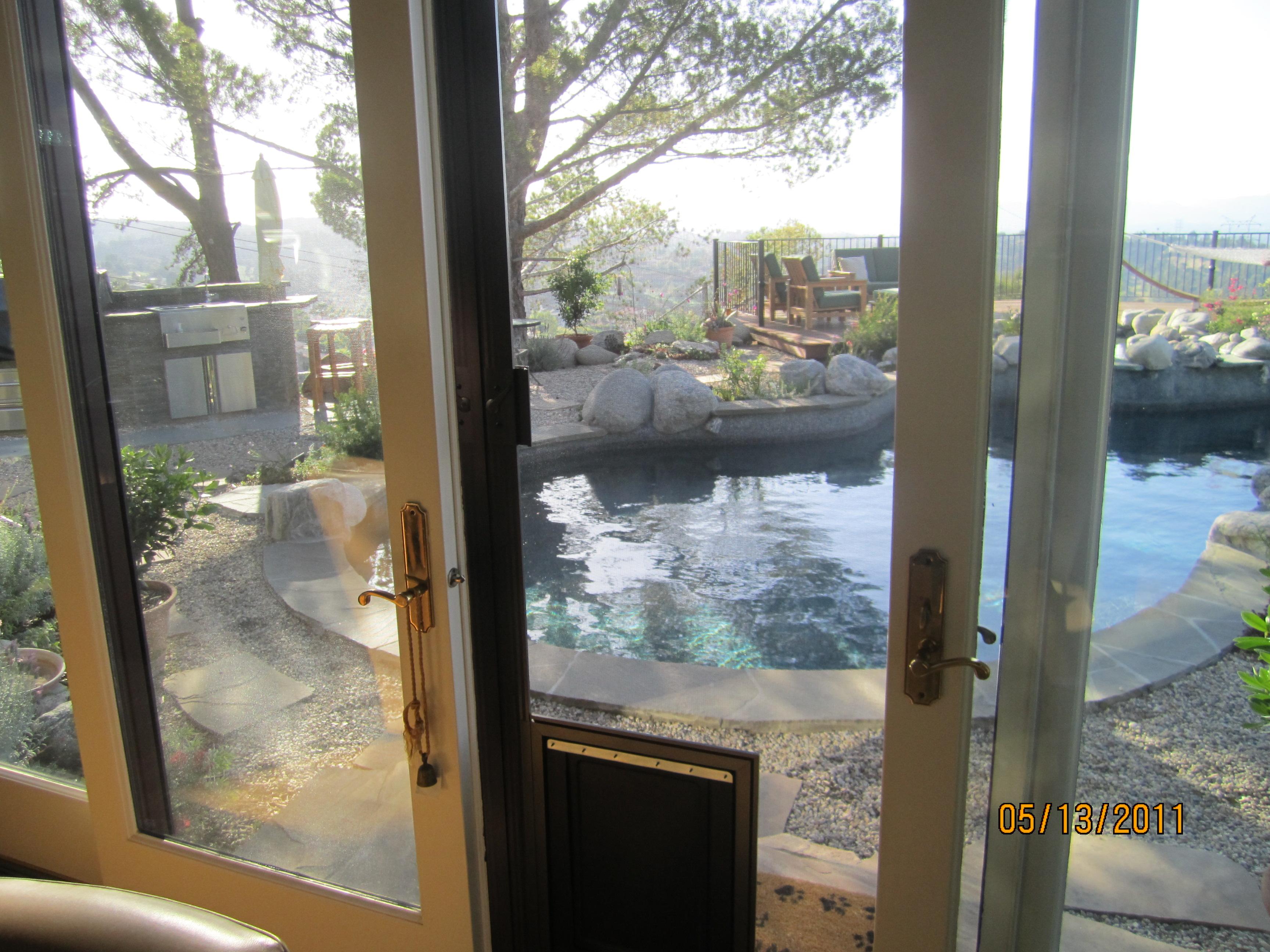 Pet Doors Installations in Malibu