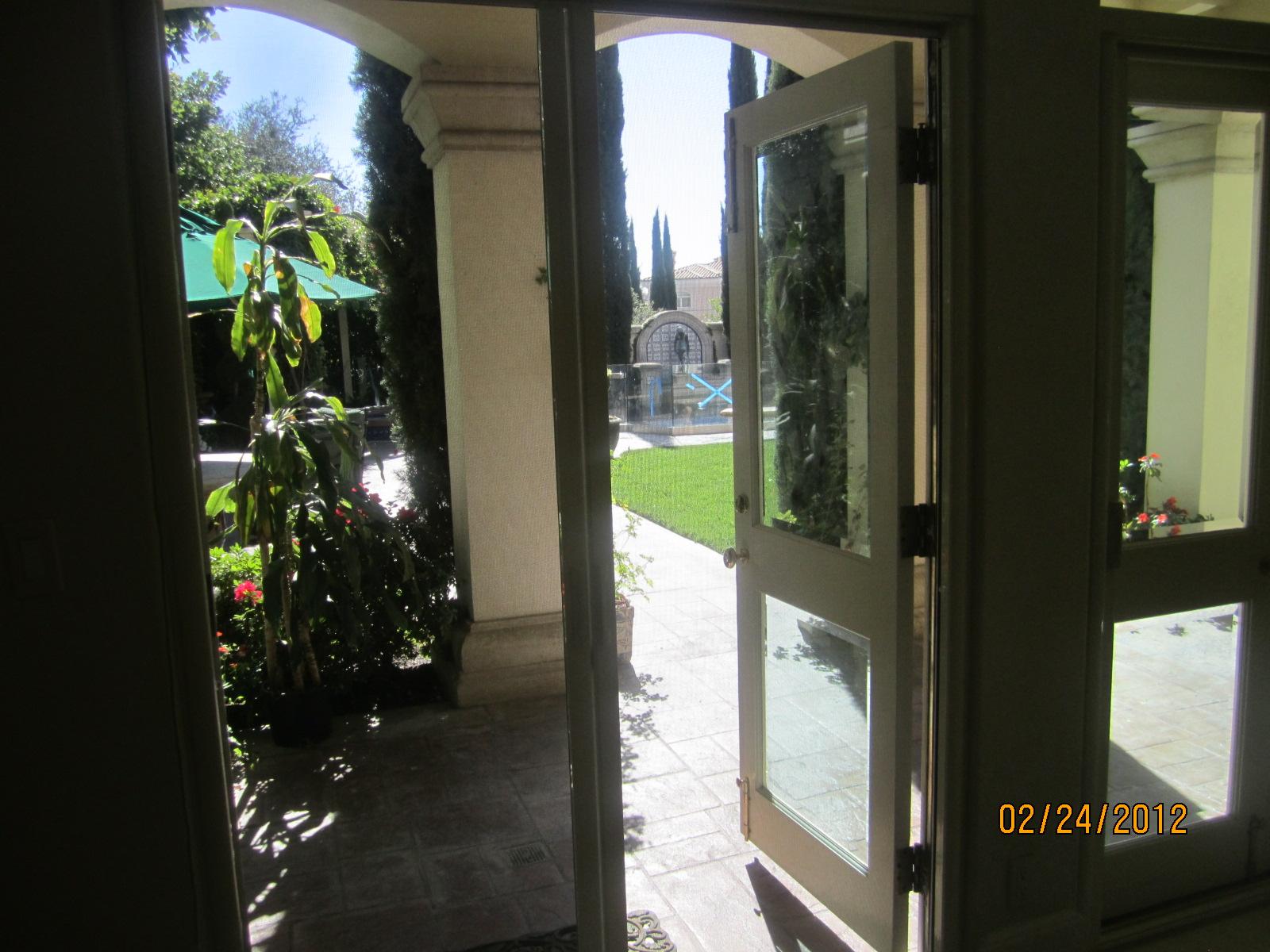 Retractable Screen Doors Malibu