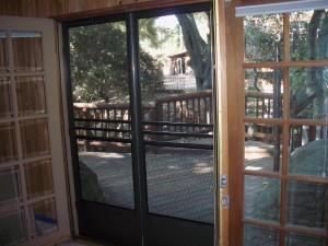 French Doors in Malibu