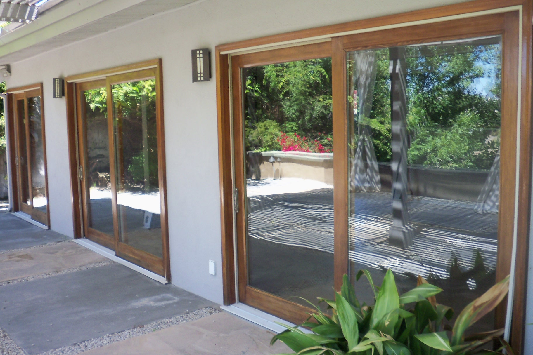 Patio Sliding Screen Doors in Woodland Hills