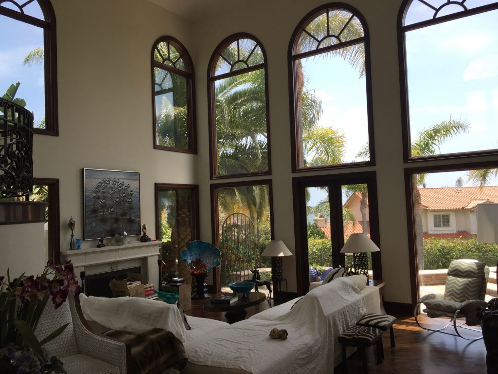 Westlake Village Retractable Screen Doors