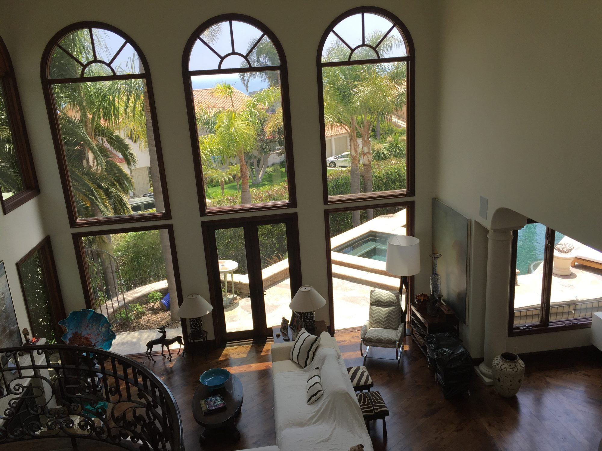 Retractable Screen Doors Malibu