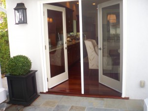 Westlake Village Retractable Doors