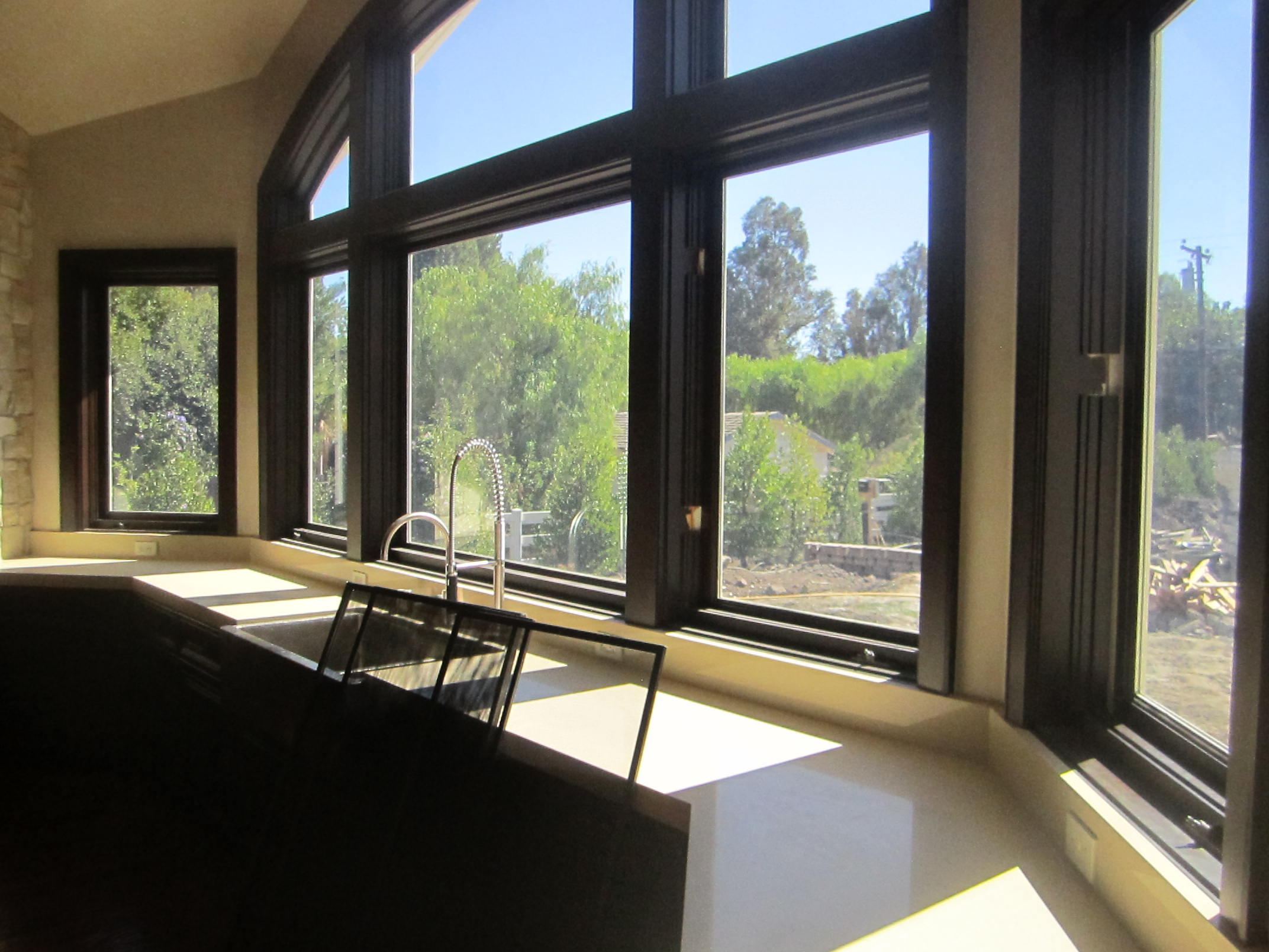 Wood Windows and Wood Screen Doors