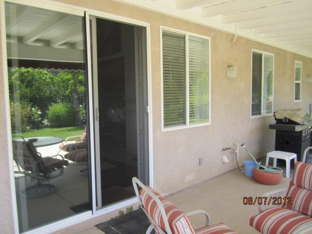 Patio Screen Doors in Malibu