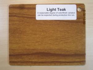 Wood Color Light Teal
