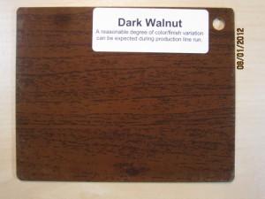 Wood Color Dark Walnut