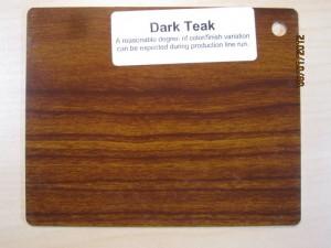 Wood Color Dark Teal