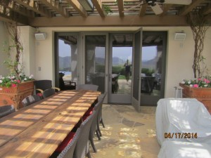 Wood Screen Doors in Malibu