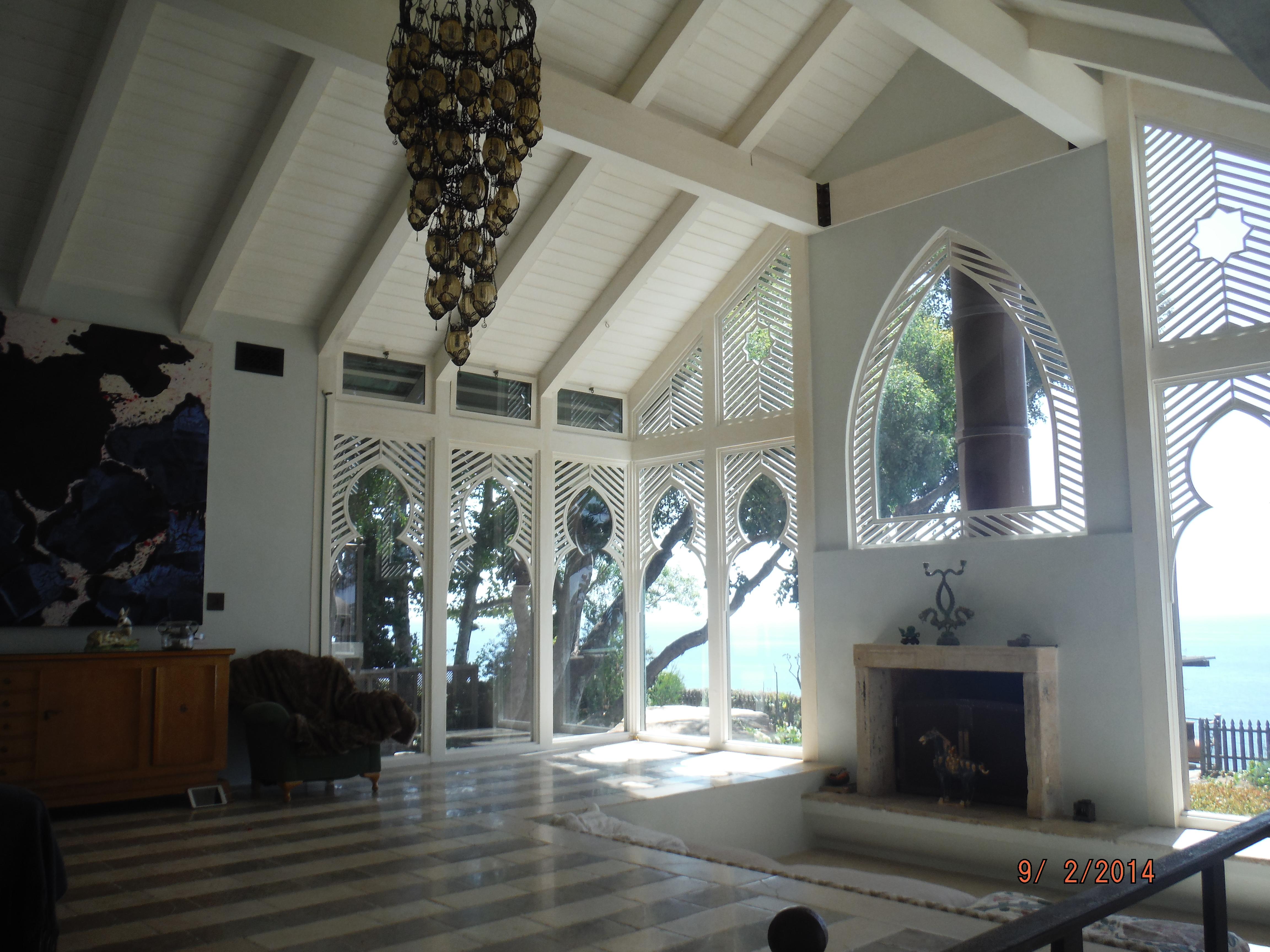 Installation of Retractable Screen Doors in Malibu