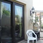 Disappearing Screen Doors installed in Malibu