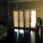 Chatsworth Installation of Double Set of Retractable Screen Doors