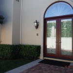 Calabasas High End Double Retractable Screen Doors