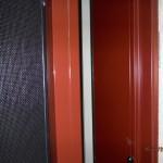 Calabasas High End Open Single Retractable Screen Door
