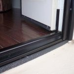 Bottom Sill and Rail for Retractable Screen Doors
