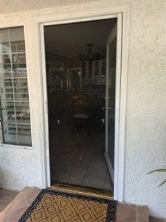 Pocket Door in Malibu
