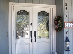 Retractable Door